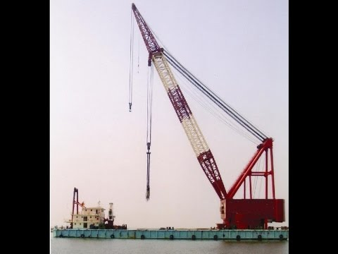 For Sale: 1000 T CRANE + ACCOMMODATION