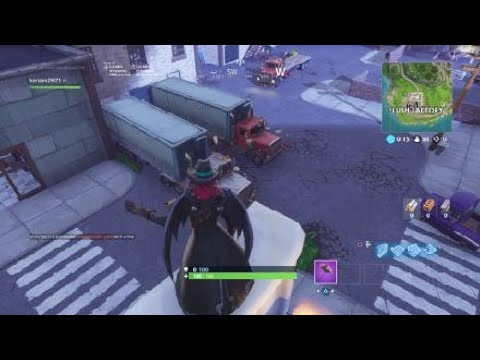 Fortnite Dance On Top Of A Giant Porcelain Throne Week 4