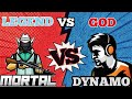 Dynamo Gaming Vs Mortal | Who is Best? or beastBoy Shub, Carryislive | Best Gaming channels in India