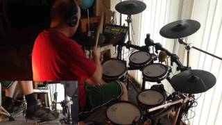 Tears For Fears - Shout (Roland TD-12 Drum Cover)