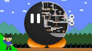 Level UP: Mario vs the Giant Bob-omb Maze
