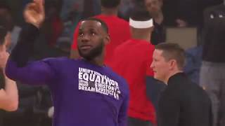 New Orleans Pelicans vs Los Angeles Lakers | February 27, 2019