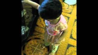 Aradhana's Cute  Dance