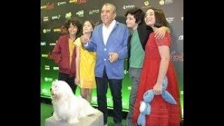 Turma da Mônica Laços filme Pré - Estréia (Ricardo Marujo Jornal1 e Canal 3 da Net)