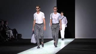 Giorgio Armani - 2014 Spring Summer - Menswear Collection