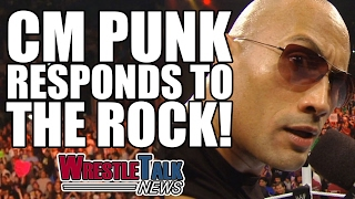 The Rock Returns At WWE Raw, Mocks Roman Reigns & Calls CM Punk! Punk Responds! | WrestleTalk News