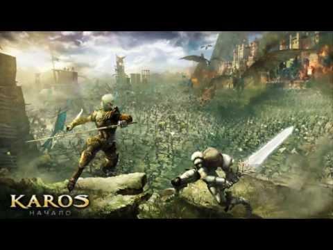 Карос онлайн бесплатная MMORPG игра. Обзор.