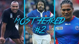 Most Feared Players In Rugby History #2