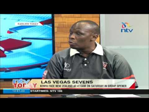 Las Vegas 7s: Kenya to play New Zealand in group opener