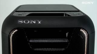 sony GTK-XB5 - Обзор модели