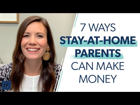How to Make Extra Money as a Stay-at-Home Parent