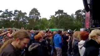 Augustines - Now  You Are Free live at Hurricane Festival