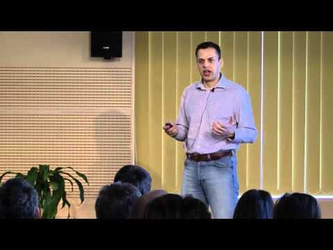 TEDxBudaörs - Dénes Purnhauser - Modellezd az életed