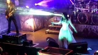 KAMELOT - Veritas with  Alissa White-Gluz ,HD, Live at Rockefeller , Oslo - Norway  09.11.2013