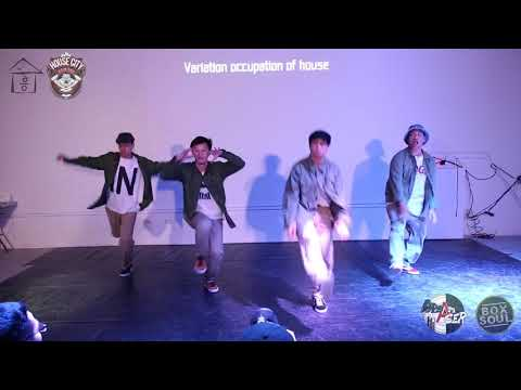 2018 House City & DreamAger SHOWCASE Variation occupation of house