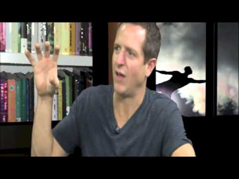 Hugh Howey on Let's Talk