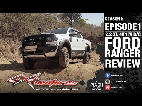 Ford Ranger 2.2 XL 4X4 Review