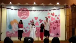 Ibadah Valentine 2017 part 2