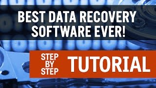 Best Data Recovery Software - File Recovery Simplified