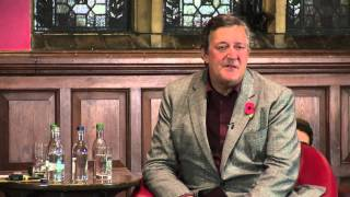 Stephen Fry - Child Sex and Age of Consent