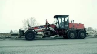 Отвал боковой на автогрейдер(Отвал ОБГ–2 предназначен для уборки снега за ограждениями. Конструкция позволяет изменять угол установки..., 2016-01-12T09:25:48.000Z)