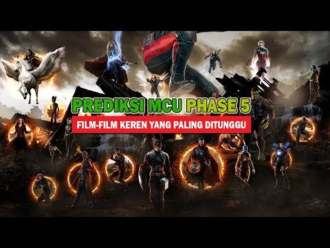 FILM-FILM MCU YANG SUDAH DITUNGGU, ADA DI PHASE 5 | SAN DIEGO COMIC CON