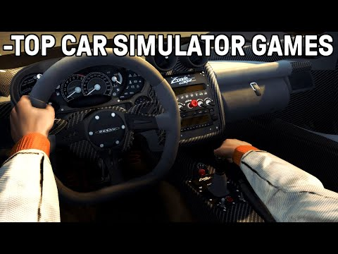 top 5 car driving simulation games pc youtube. Black Bedroom Furniture Sets. Home Design Ideas