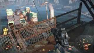 fallout 4 see abbot at the wall and follow the freedom trail