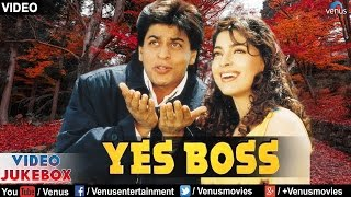 Yes Boss Video Jukebox | Shahrukh Khan, Juhi Chawla |