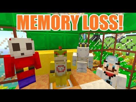 Minecraft Switch - Nintendo Fun House - BOWSER JR LOST HIS MEMORY! [SAD] [157]