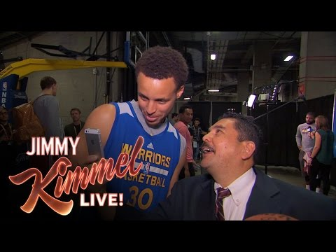 Thumbnail: Guillermo at NBA Finals Media Day 2015