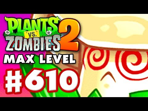 Caulipower MAX LEVEL! - Plants vs. Zombies 2 - Gameplay Walkthrough Part 610