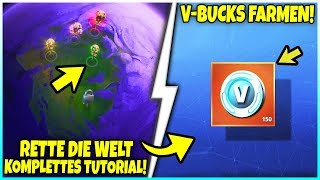Comment à WORK Sauver le monde! ✅ V-Bucks Farms, Heroes - Plus! [Complete Tutorial] - Fortnite