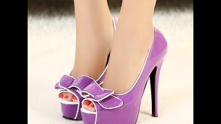 Туфли на Высоком Каблуке - фото - 2018 / High-heeled shoes - Photo