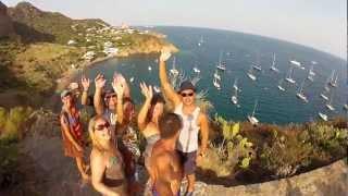 Eolie con amici Vacanze in Barca a Vela