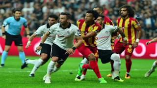 Beşiktaş 2 - 1 Malatyaspor | Kartal Zorlansa da Kazanmayı Bildi