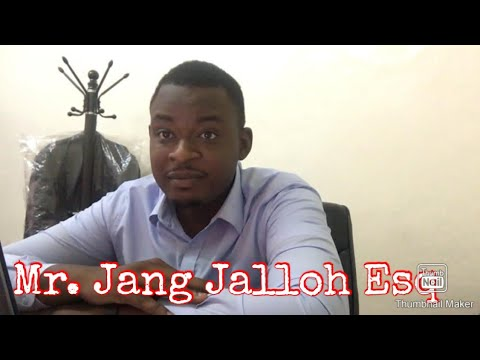 Interview with a Sierra Leonean lawyer| life, law school, advice, etc