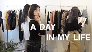 【TOKYO】A DAY IN MY LIFE.【VLOG】