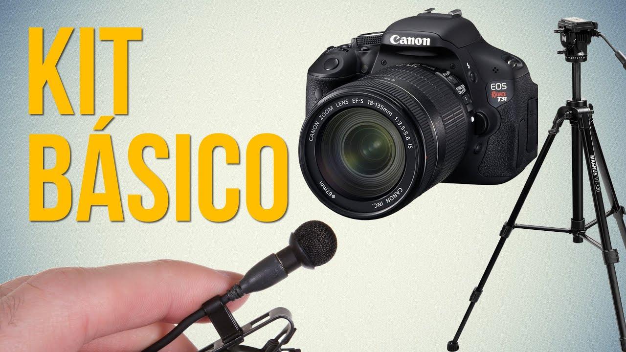 Resultado de imagem para Preço da câmera de Youtuber