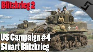 Blitzkrieg 2 - USA Campaign #4 - Stuart Blitzkrieg