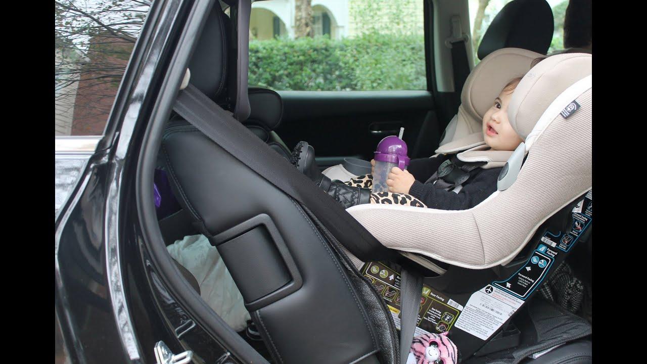 e6a9d0034a1 Scarlet in Her Maxi Cosi Ribble Knit Pria 85 Car Seat