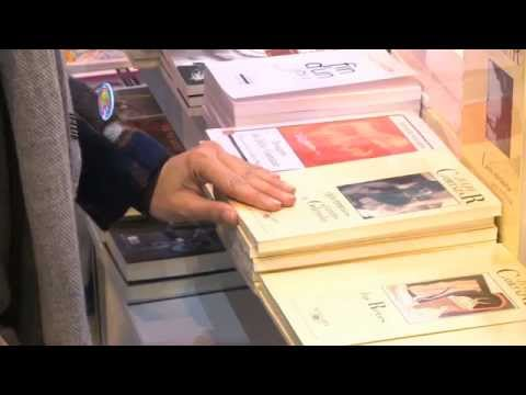 Salón del Libro París 2014 - Especial de Igualdad Cultural TV
