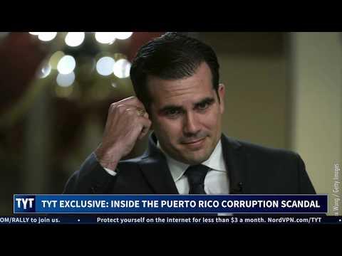 Puerto Rico's EXPOSED Corruption