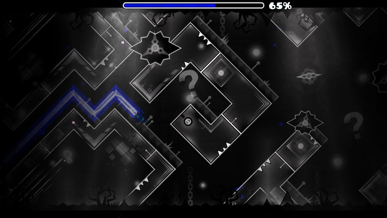 Download Geometry Dash - Distraught by Alkali (and others)