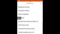 Fund All betting sites In Nigeria with GTB mobile App