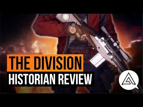 division historian gameplay review division. Black Bedroom Furniture Sets. Home Design Ideas