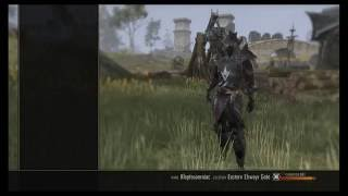 ESO New PVP Stamina Nightblade Build Dark Brotherhood Update