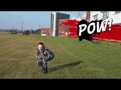 """Super Cool"" - Digital Multimedia Movie Trailer"