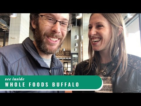 Whole Foods Comes to Buffalo: Get A Look Inside