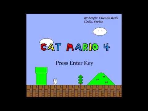 Cat Mario 4 - ผมนี่หัวร้อนเลย